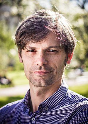 Marek Hilšer - Image: Marek Hilser foto David Konecny