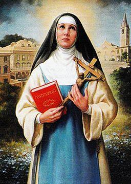 Resultado de imagem para Beata Maria Vitória de Fornari Strata