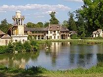 Marie Antoinette amusement at Versailles.JPG