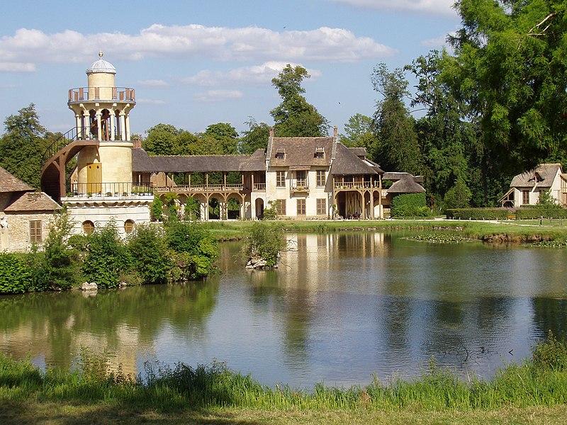 File:Marie Antoinette amusement at Versailles.JPG