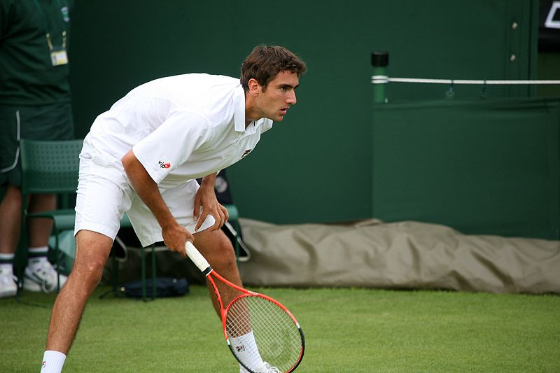 Marin %C4%8Cili%C4%87 at the 2009 Wimbledon Championships 01.jpg