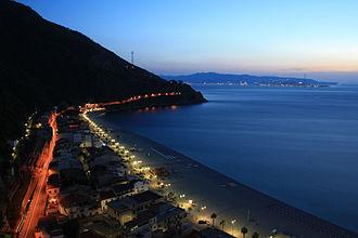 Scilla, Calabria - The Marina Grande