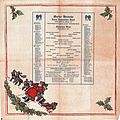 Marine Barracks, Naval Ammunition Depot, Christmas Menu, 25 December 1918 (6505574485).jpg