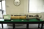 Mark 44 torpedo left side view in JMSDF 1st Service School May 6, 2019.jpg
