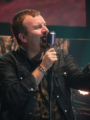 """Already There - Mark Hall, Casting Crowns' lead singer, co-wrote """"Already There"""" with Matthew West and Bernie Herms."""