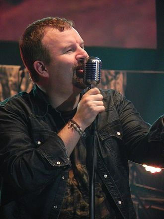 Come to the Well - Mark Hall, Casting Crowns' lead singer, co-wrote most of the tracks on the album.