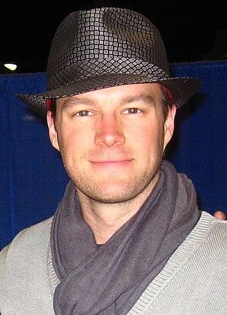 Mark Hildreth (actor) - Hildreth in 2009