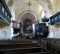 Markersdorf-Friedersdorf, Kirche St.Ursula, 1663, barock, Blick Richtung Altar, RvH 20110420.jpg