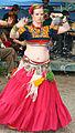 Marla dancing at the 2010 Girdwood Forest Fair (4762988746).jpg