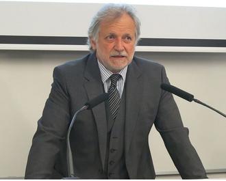 Leoncio Alonso González de Gregorio, 22nd Duke of Medina Sidonia - The Duke of Medina Sidonia in a conference at IE University, 2015