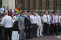Marriage (Same Sex Couples) Bill - Third Reading Lords celebration - singers.jpg