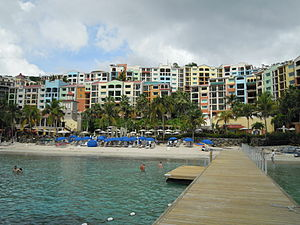 Marriott Vacation Club - Frenchman's Cove in the United States Virgin Islands