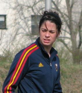 Marta Torrejón Spanish footballer