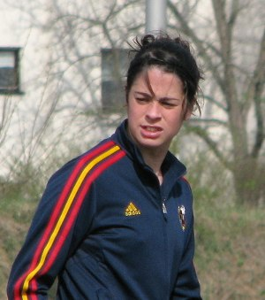 Spain women's national football team - Marta Torrejón is the most capped player in the history of the Spanish national team.
