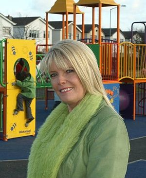 Mary Mitchell O'Connor - Image: Mary Mitchell O'Connor 2011
