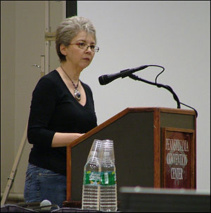 Mary Doria Russell - Russell at the annual conference of the American Library Association, January 2008
