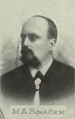 Matěj Anastasia Šimáček