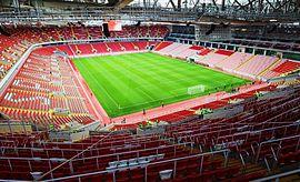 Арена спартак москва футбольный клуб клубе volta москва