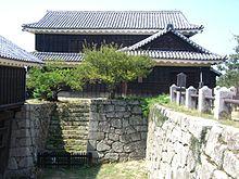 松山城乾櫓