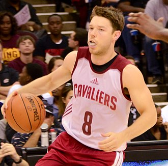 Matthew Dellavedova - Dellavedova with the Cleveland Cavaliers in 2014
