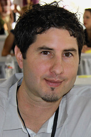 Matt de la Peña - De la Peña at the 2013 Texas Book Festival
