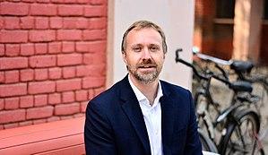 Matthew Raggett - Matthew Raggett, Headmaster, The Doon School