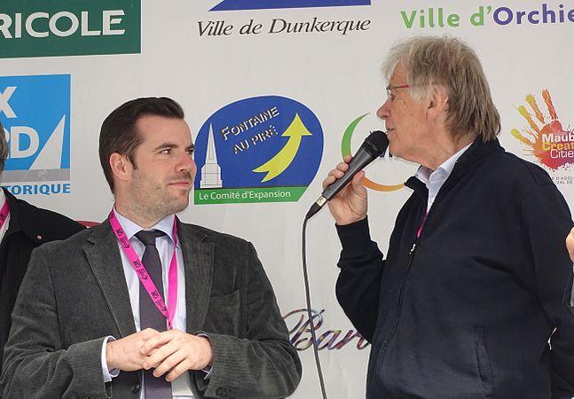 Maubeuge - Quatre jours de Dunkerque, étape 2, 7 mai 2015, arrivée (B08).JPG