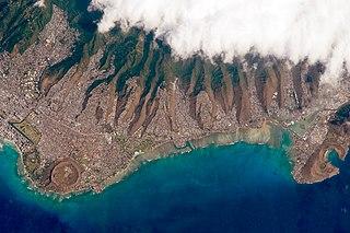 bay in Honolulu, United States of America