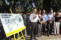 Mauricio Macri anunció la construcción de un nuevo Metrobus para el sur de la Ciudad (6985314363).jpg
