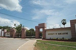 Mawlamyine University - panoramio