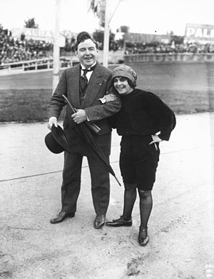 Gaby Morlay - Gaby Morlay in 1912