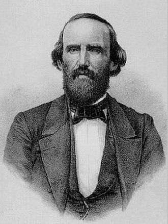 Clever, Missouri - General Benjamin McCulloch