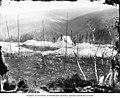 McKenzie Brothers gold mining claim near Dawson, Yukon Territory, circa 1900 (AL+CA 2747).jpg