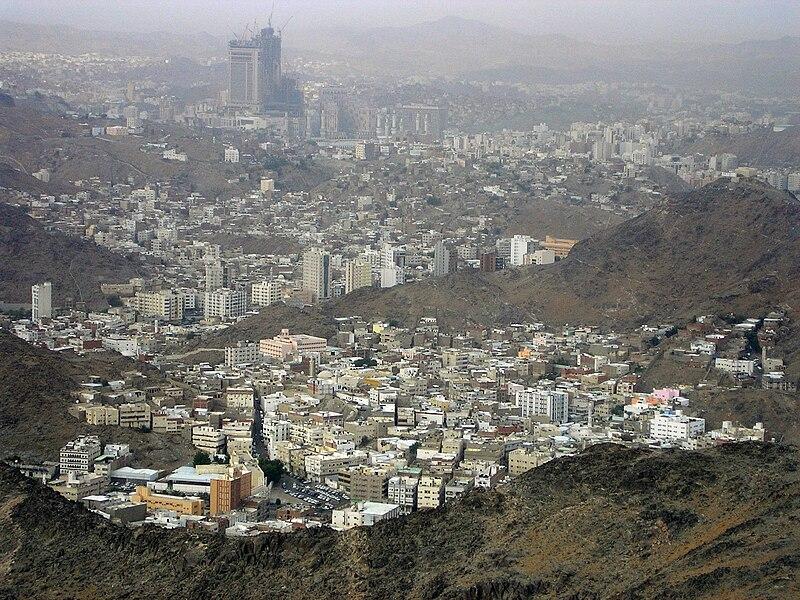 Mecca from Jabal Nur.JPG