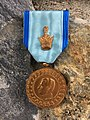 Medal 2500 years of the Persian Empire overse AEACollections.jpg