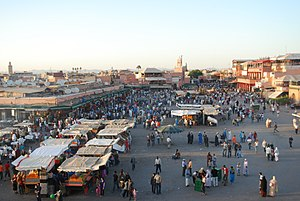 Medina of Marrakesh-110423