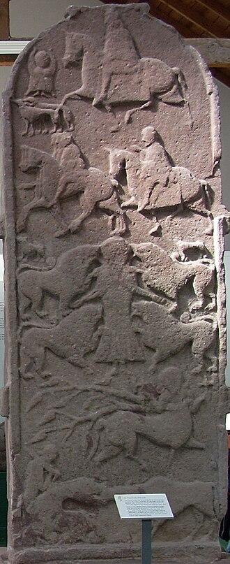 Meigle Sculptured Stone Museum - Image: Meigle 2