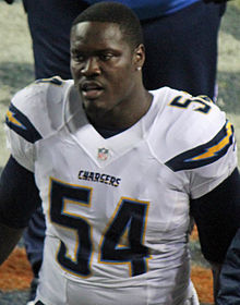 Description de l'image  Melvin Ingram.JPG.