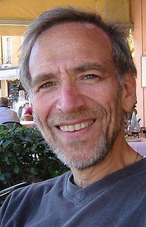 Melvin Konner - Image: Melvin Konner closeup