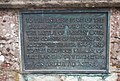 Memorial Plaque, Brenchley Church - geograph.org.uk - 1467794.jpg