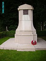 Memorial Sheffield Park Serre France