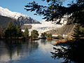 Mendenhall Glacier with Steep Creek.jpg