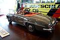 Mercedes-Benz 190SL 1958 Convertible Grace Kelly LSideRear MBMuse 9June2013 (14980473931).jpg