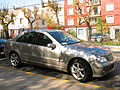 Mercedes Benz C 180K Sport Edition 2007 (14056408445).jpg