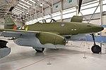 Messerschmitt Me262A-2a '112372 yellow 4' (46373782404).jpg