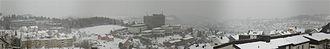 Meschede - Meschede in winter 2005
