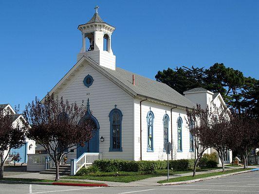 Methodist Episcopal Church at Half Moon Bay