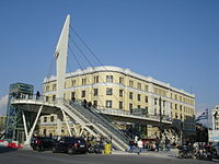 Metro Station of Piraeus1.JPG