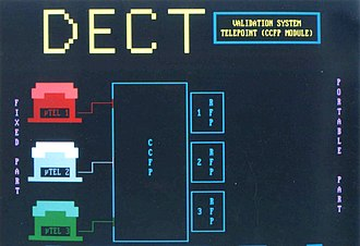 CSELT - Image: Microprocessore CSELT