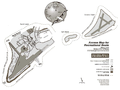 Midway Atoll access map for recreatonal boats 2008.PNG